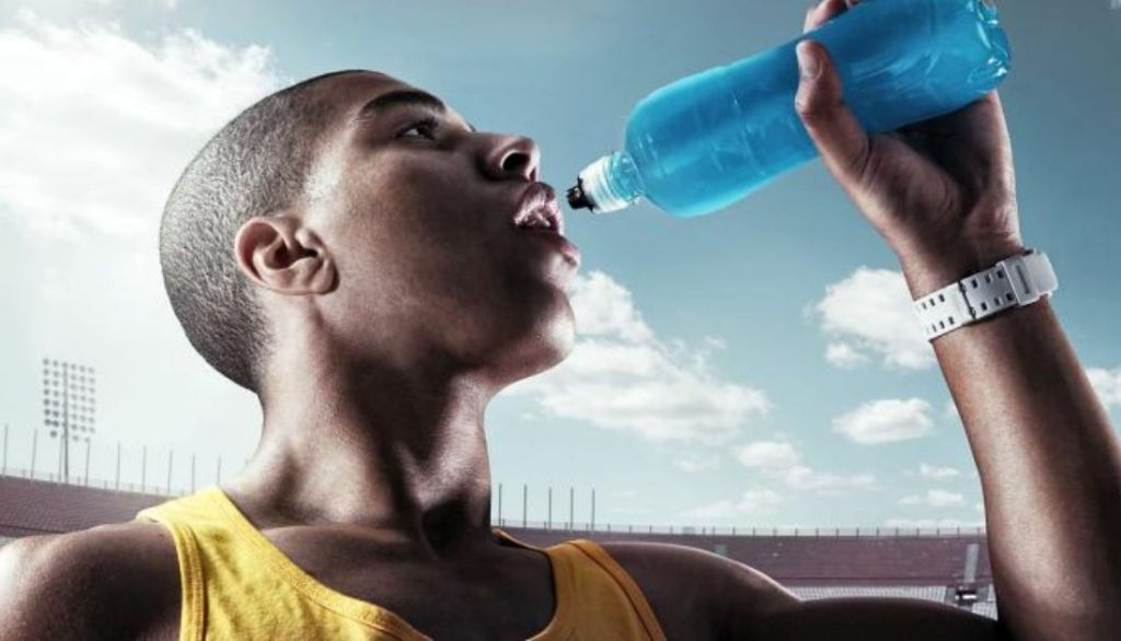 are fitness drinks healthy